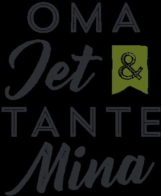 Oma Jet en Tante Mina